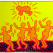 keith haring, pop art, icons, fertility