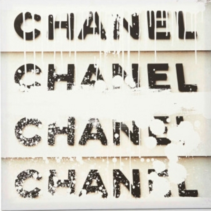 Chanel Stack (White) – Ultravelvet Collection