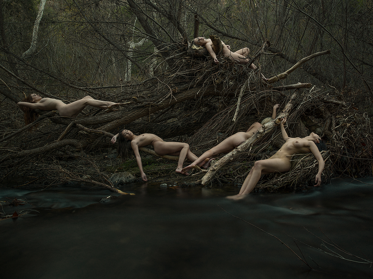 Sirens Call (SIRENS) by Tyler Shields