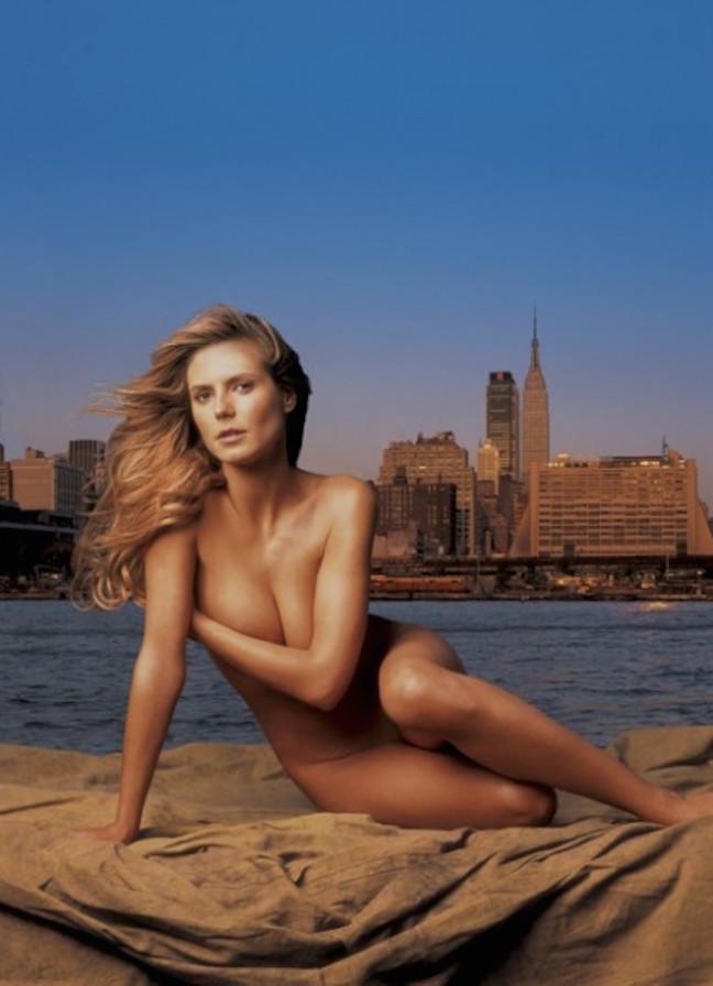 Skyline Heidi by Mark Seliger