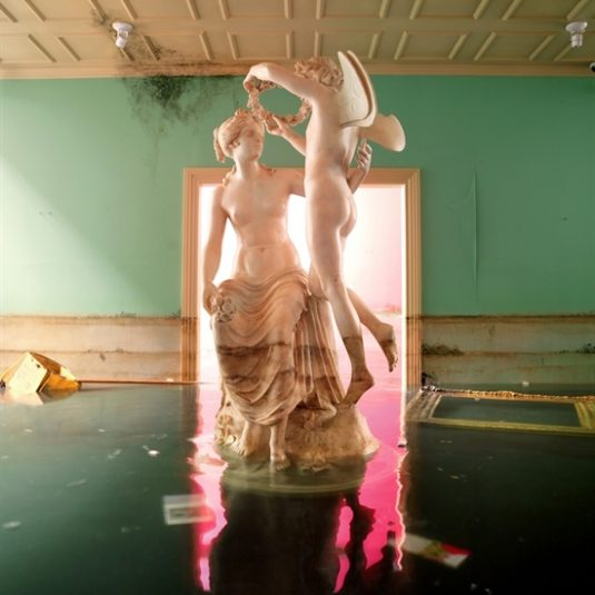 statue, david lachapelle, print, awakened series
