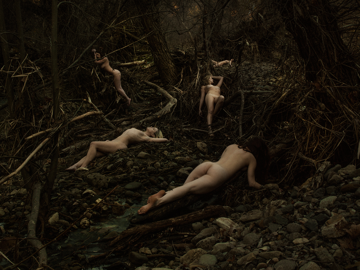 The Teles River (SIRENS) by Tyler Shields