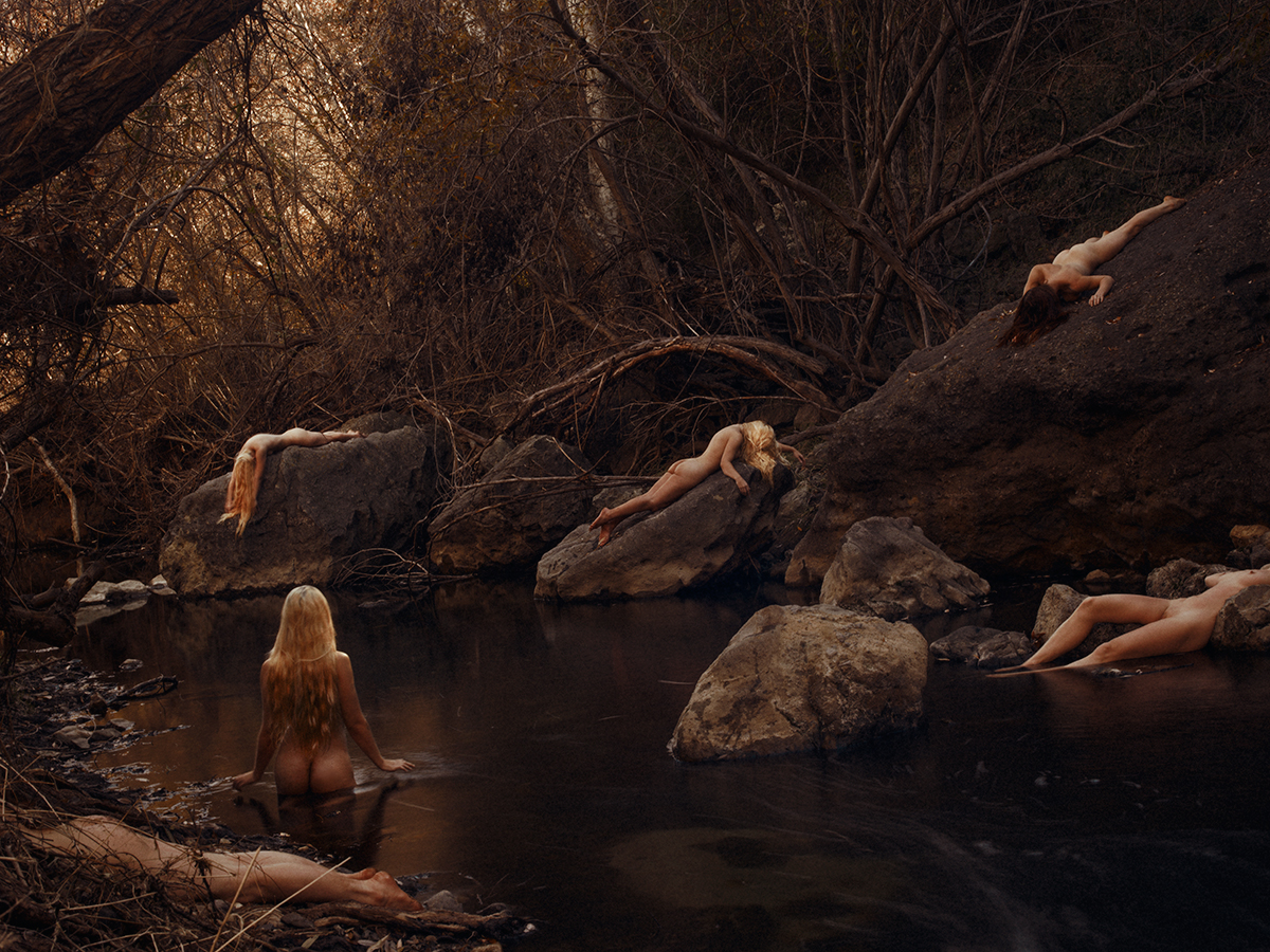 Transfixed (SIRENS) by Tyler Shields