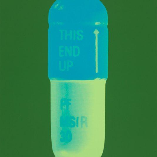 damien hirst, pills, neo art, hirst