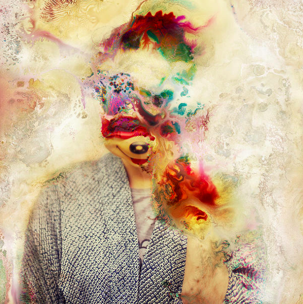 Untitled (Mickey Mask) by Seung Hwan Oh