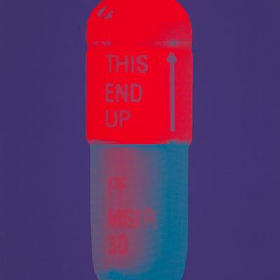 damien hirst, pills, hirst, neo art,the cure