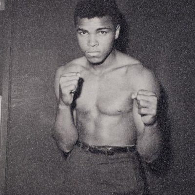 russellyoung, young, Young Muhammad Ali by Russell Young, fashion, photography,