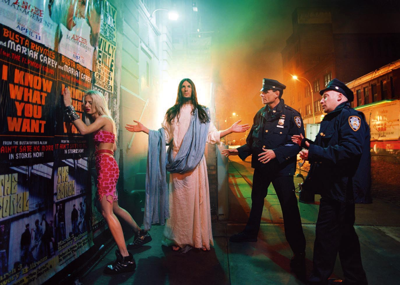 jesus is my home boy by david lachapelle guy hepner. Black Bedroom Furniture Sets. Home Design Ideas