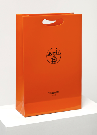 Hermes (Shopping Bag) by Jonathan SeligerHermes
