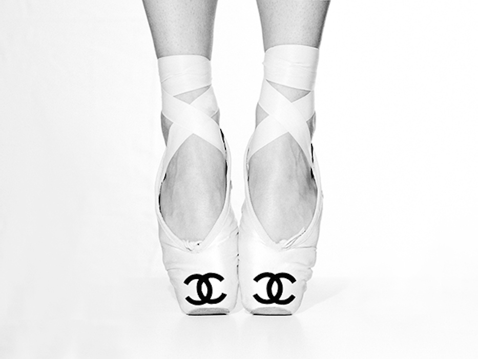 Chanel Ballet by Tyler Shields