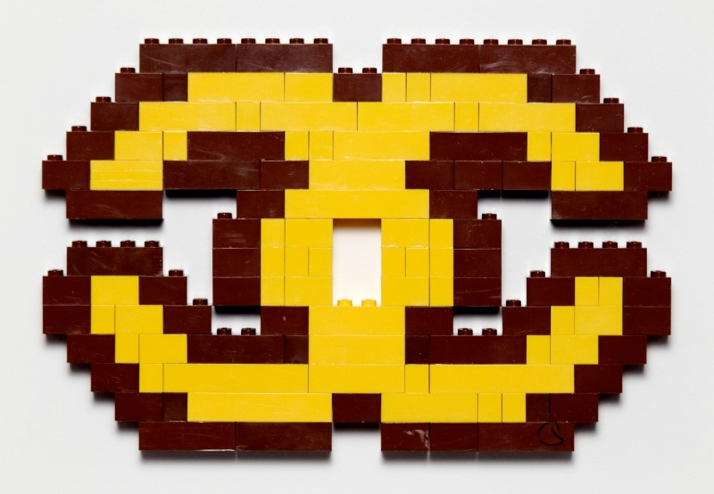 Luxury Lego Yellow by Jason Alper