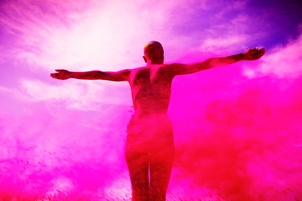 The Science of Chaos Pink by Tyler Shields