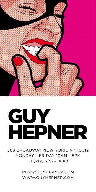 Guy Hepner, Guy Hepner New York Now Open in Soho