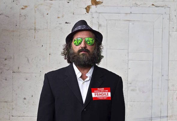 Mr. Brainwash I by Gavin Bond