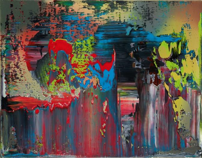 Resultado de imagen para gerhard richter painting