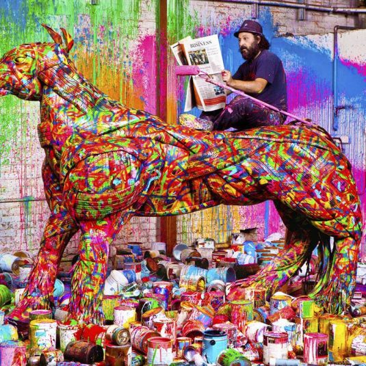 mr.brainwash, gavinbond, fashion, mr.brainwash3