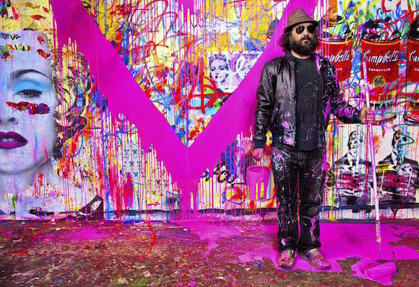 Mr. Brainwash 4 by Gavin Bond