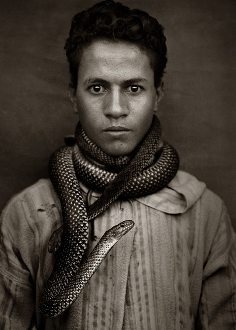 Abas Chaeai (Morocco) by Albert Watson