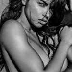 russelljames,james, fashion, photography, victorias secret, Adriana Lima