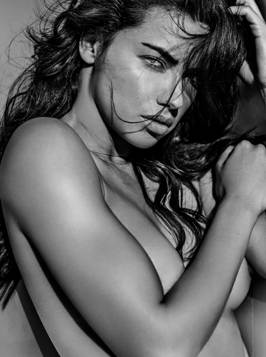 Adriana Lima by Russell James