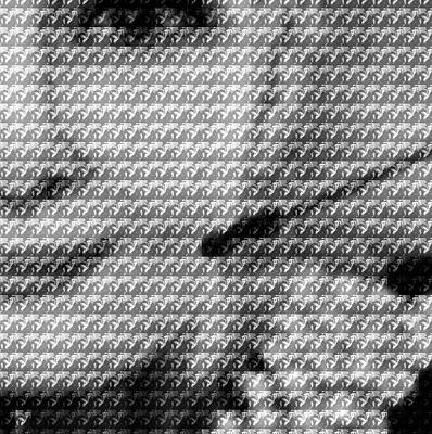 Audrey Hepburn vs. Dietrich Detail