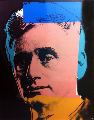 Brandeis by Warhol
