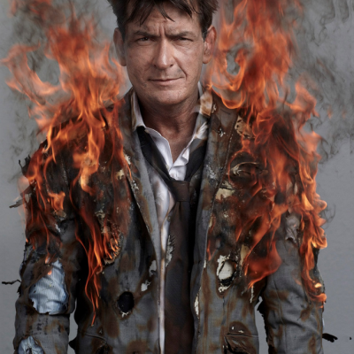 gavinbond, bond, fashion, charliesheen, photography
