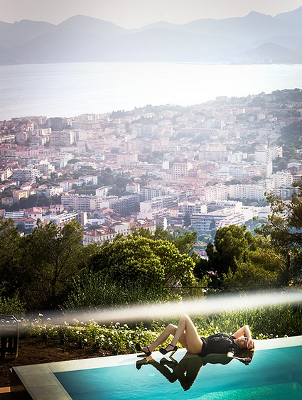 Dreams of Cannes by David Drebin