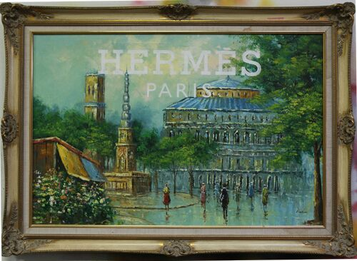 Hermes by TMFA