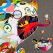MURAKAMI, TAKASHIMURAKAMI, NEO, POP, Homage to Francis Bacon by Takashi Murakami