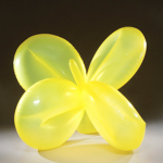 jeffkoons, pop, koons, Inflatable Balloon Flower by Jeff Koons