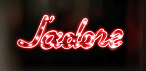 J'adore Neon by David Drebin