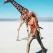 Jamie Rishar Giraffe by Michel Comte, michelecomte, comte, fashion