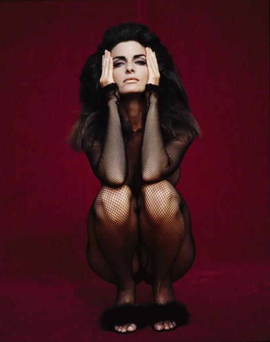 Joan Severance by Michel Comte