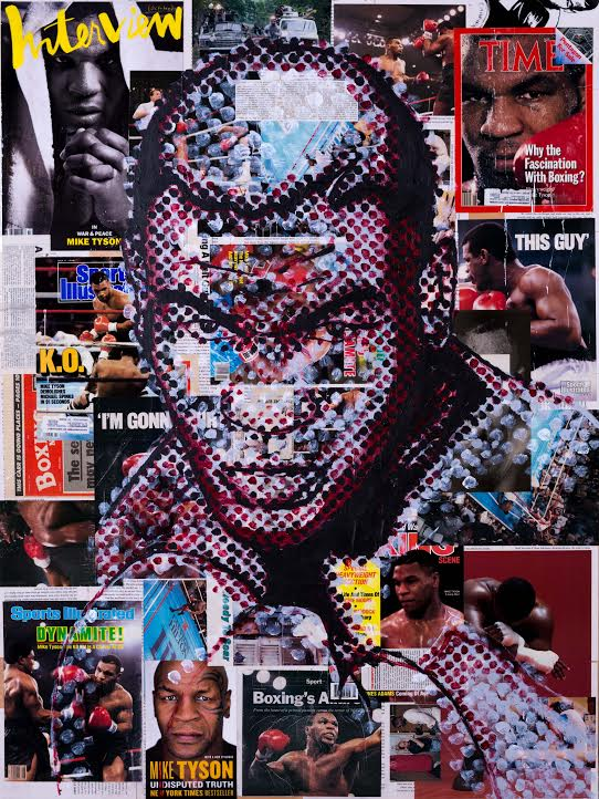 Mike Tyson by Gillean Clark
