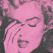 marilyn crying pink, russell young, young, fashion, mariilynbyrussellyoung