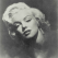 marilyn glamour, russell young, fashion, Marilyn Monroe Glamour by Russell Young