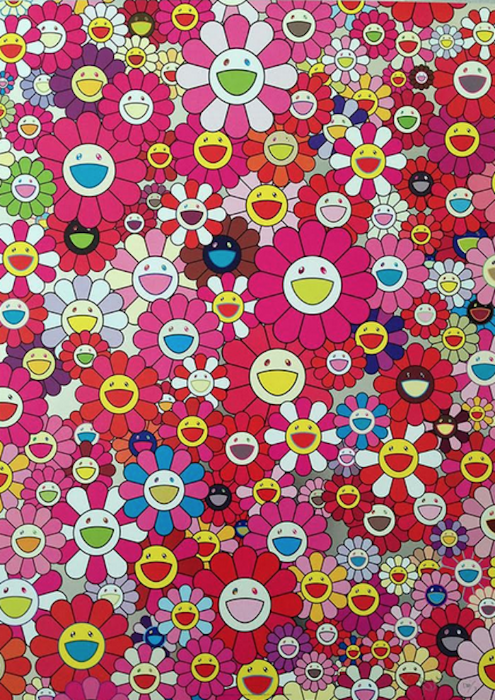 Homage to Monopink by Takashi Murakami