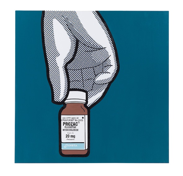Silver Drug by Greg Guillemin