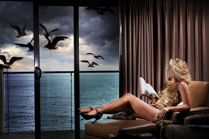 Wish I Could Fly by David Drebin