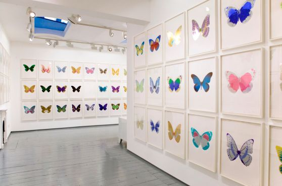 Damienhirst, neo, hirst, The Souls by Damien Hirst