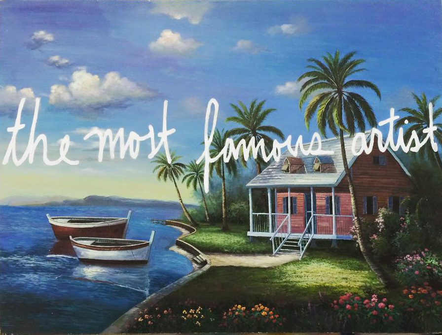 The Most Famous Artist by TMFA