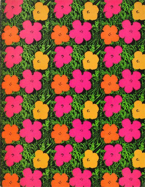 andywarhol, warhol, pop, andywarholflowers