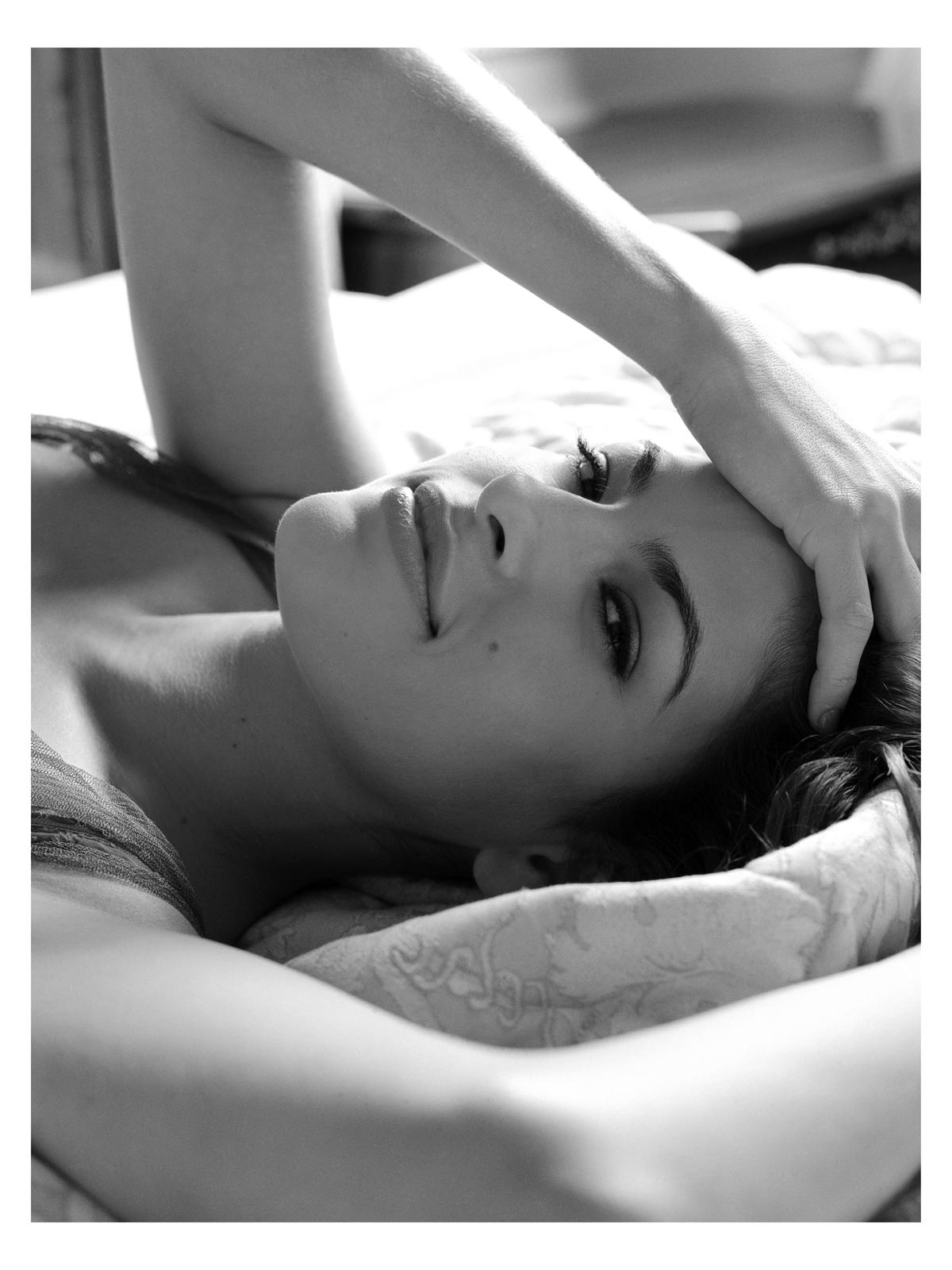 Eva Mendes by Antoine Verglas