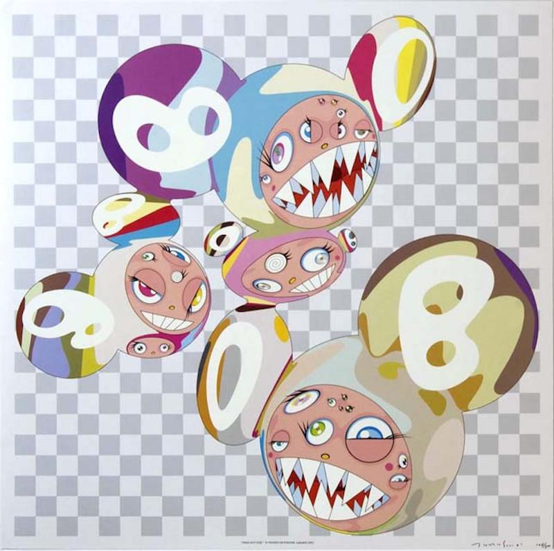Para Kiti DOB by Takashi Murakami