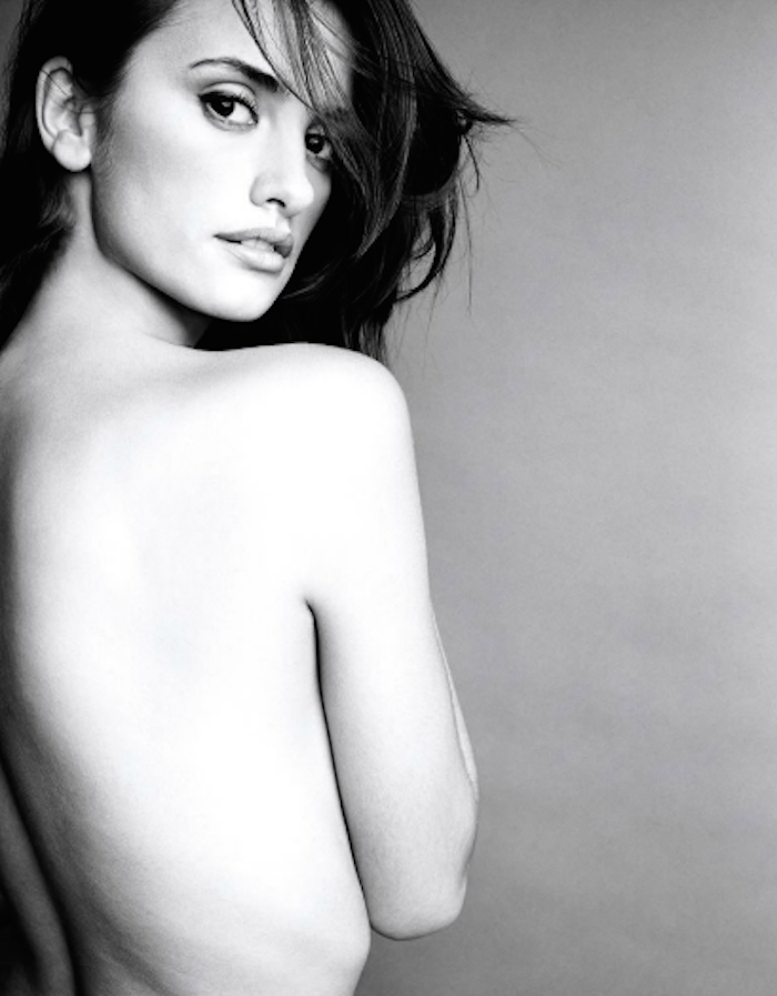 Penelope Cruz by Antoine Verglas