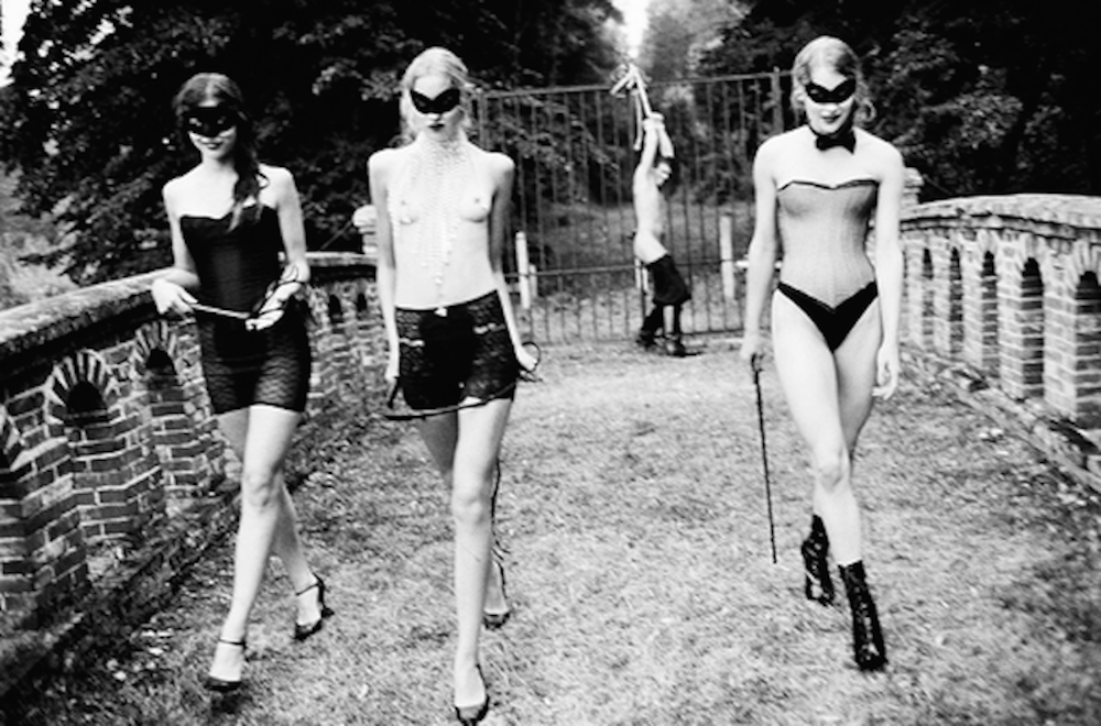 Punishment by Ellen von Unwerth