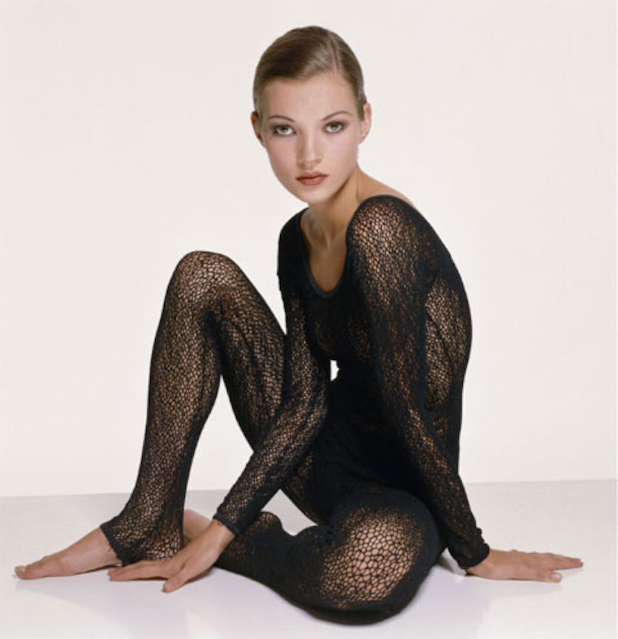 Kate Moss by Terry O'Neill ,TERRYO'NEILL, FO'NEILL, FASHION, PHOTOGRAPHY, icons by Terry O'Neill