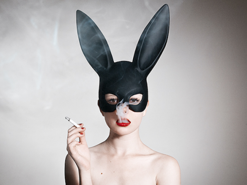 bunny, summer of 2015 collection, tyler shields, photography