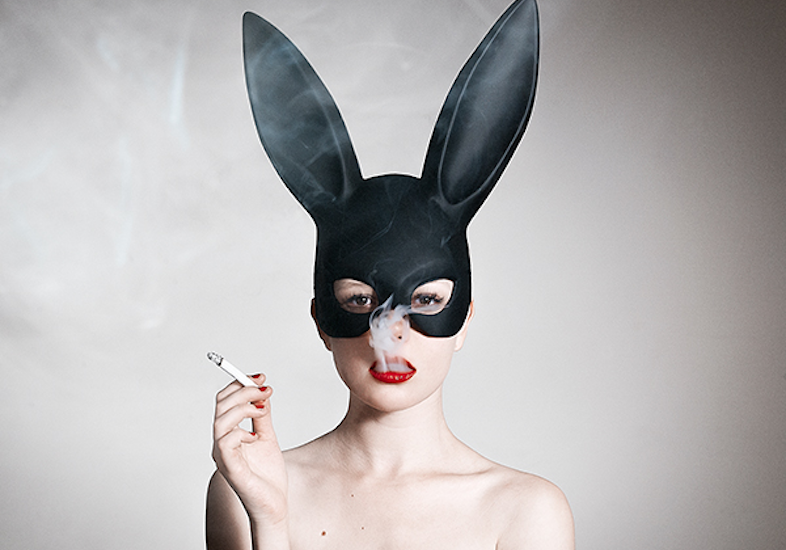 bunny, tyler shields, summer of 2015 collection, photography